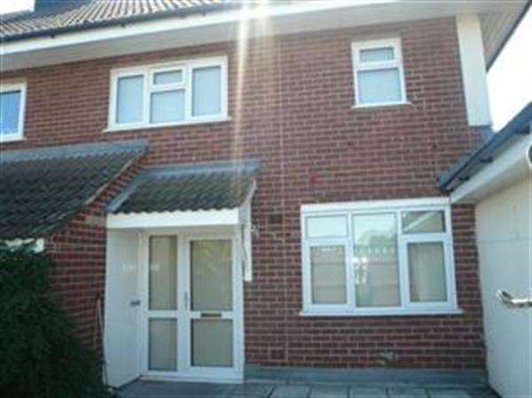 3 Bedrooms Maisonette Flat for rent in Hoole Road, Woodchurch
