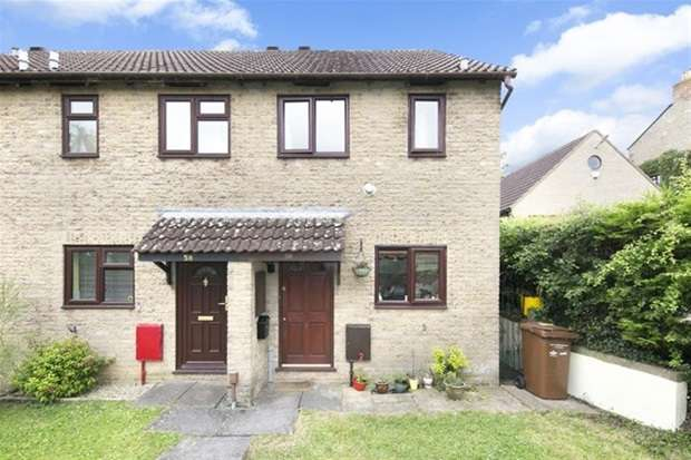 2 Bedrooms Terraced House for sale in Upper Whatcombe, Frome