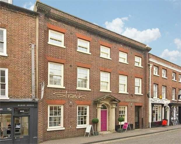 1 Bedroom Studio Flat for sale in 19 New Street, Worcester