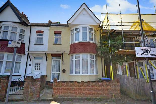 4 Bedrooms Semi Detached House for sale in Maybank Avenue, WEMBLEY, Middlesex