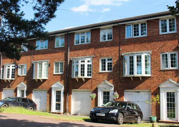 4 Bedrooms Terraced House for sale in 4 Bradbourne Court, Bradbourne Vale Road, SEVENOAKS, Kent