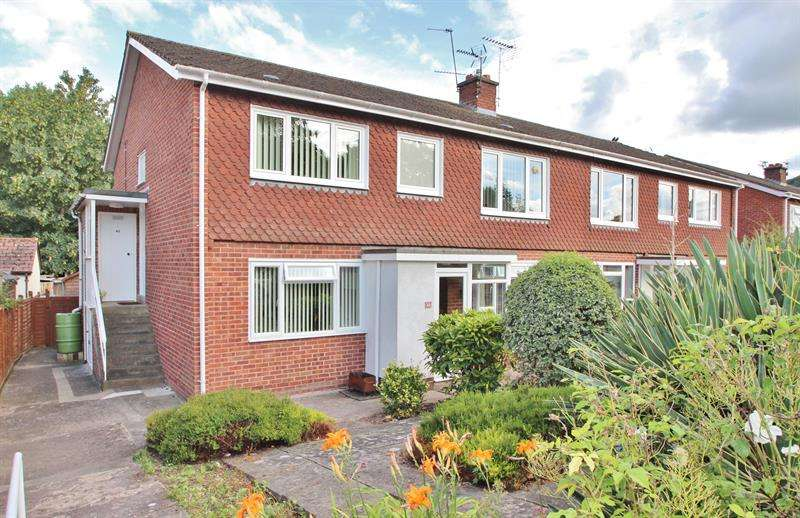 2 Bedrooms Maisonette Flat for sale in Merrivale Lane, Ross-On-Wye