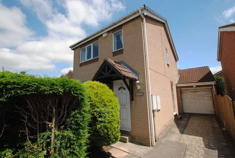 3 Bedrooms Detached House for sale in Rosedale Way, Sunnyside, Rotherham