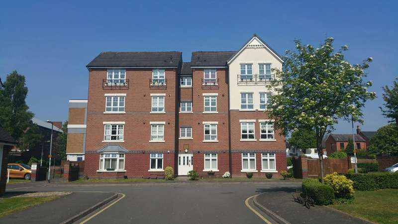 2 Bedrooms Flat for sale in Alexandra Mews, Tamworth, B79 7HT