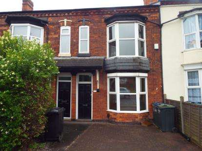 2 Bedrooms Terraced House for sale in Wood End Road, Erdington, Birmingham, West Midlands