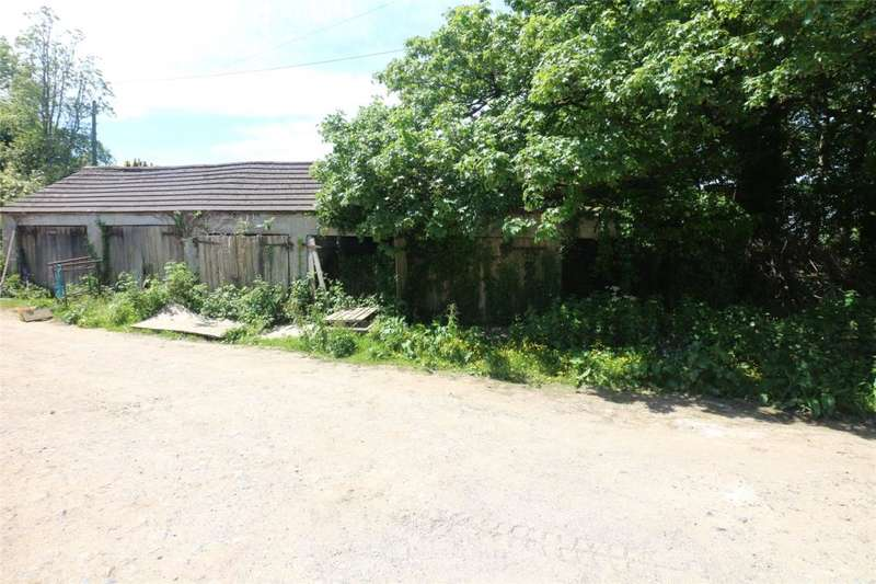 1 Bedroom Land Commercial for sale in Trevu Road, Camborne, Cornwall