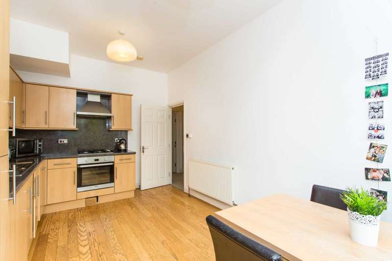 2 Bedrooms Flat for sale in St Martins Road, London, SW9