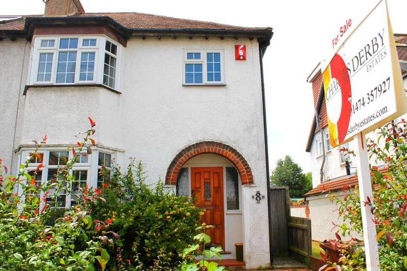 3 Bedrooms End Of Terrace House for sale in Dennis Road, Gravesend