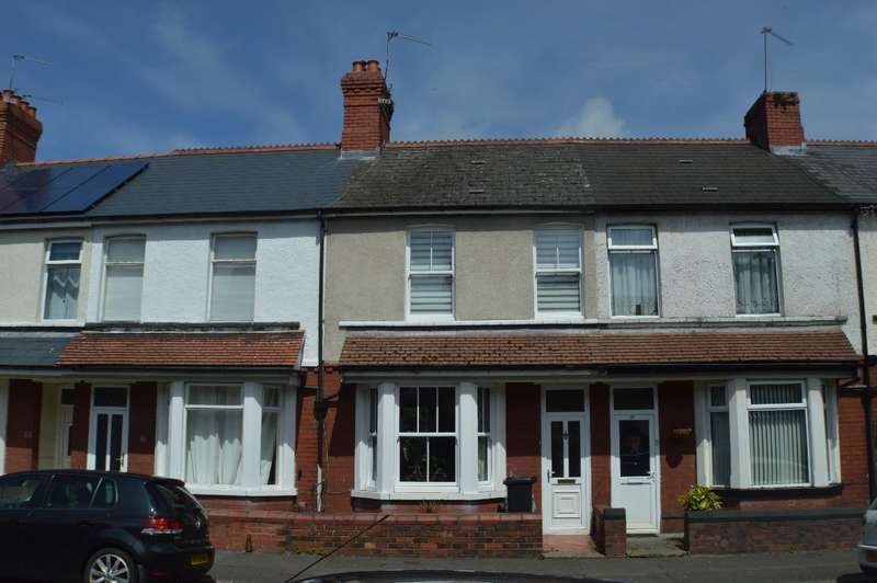 3 Bedrooms Terraced House for sale in Llandaff North