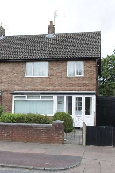 3 Bedrooms Semi Detached House for sale in Sandbrook Road, Southport, Merseyside, PR8