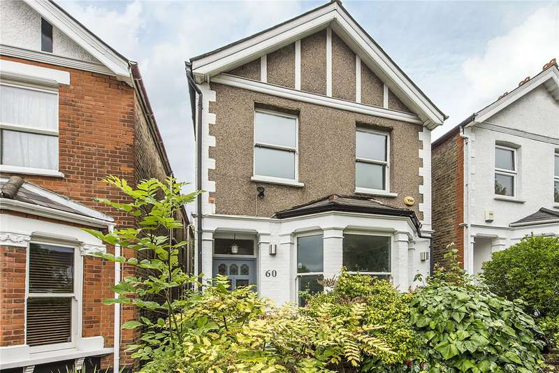 3 Bedrooms Detached House for sale in Castlebar Park, Ealing, W5