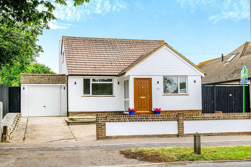 3 Bedrooms Detached Bungalow for sale in Broadstairs Road, Broadstairs, CT10