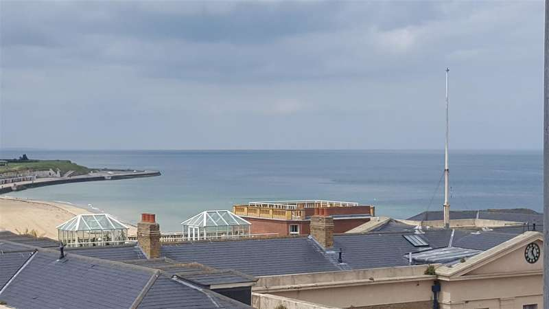 3 Bedrooms Penthouse Flat for sale in Former Nurses Residence, Canterbury Road, Margate