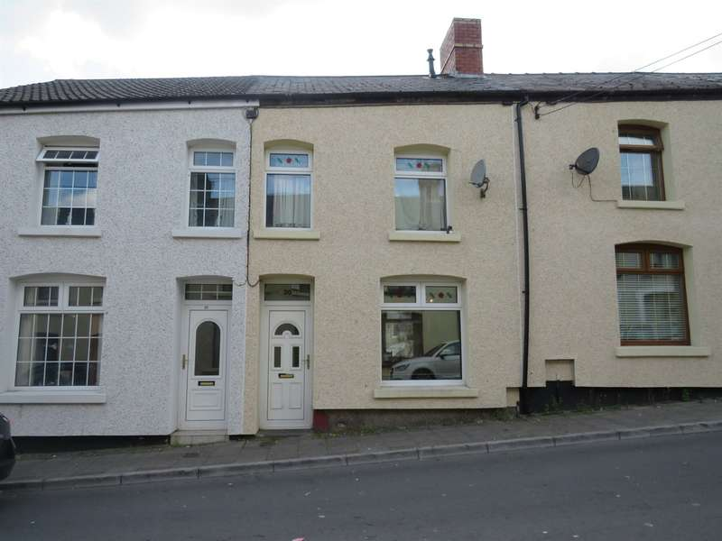3 Bedrooms Terraced House for sale in Jones Street, Phillipstown, New Tredegar
