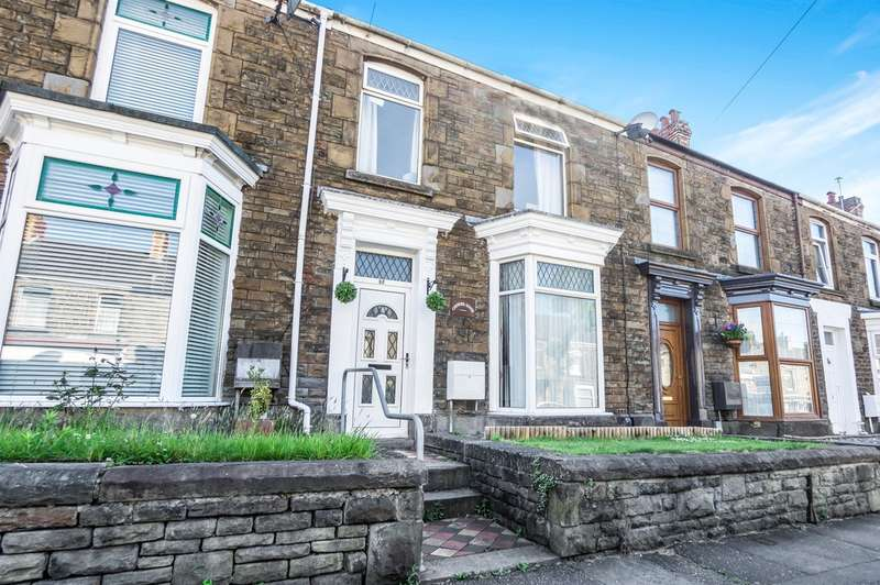 3 Bedrooms Terraced House for sale in Manselton Road, Manselton, Swansea