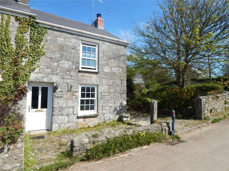 2 Bedrooms Semi Detached House for sale in Trescowe, Penzance, Cornwall