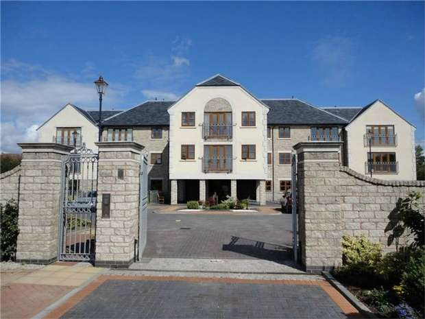 2 Bedrooms Flat for sale in Arbury Mansion, Arbury Garth, Nuneaton, Warwickshire