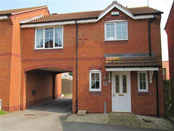1 Bedroom Terraced House for sale in Juniper Close, Bilsthorpe