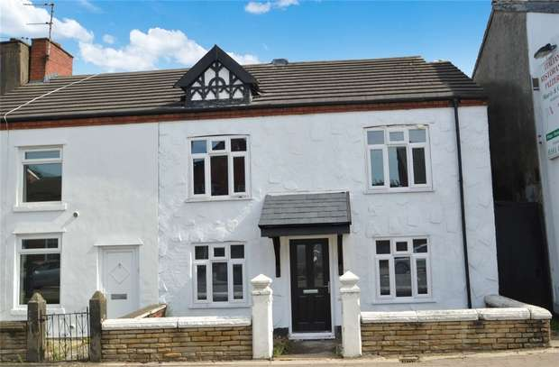 3 Bedrooms End Of Terrace House for sale in London Road, Hazel Grove, Stockport, Cheshire
