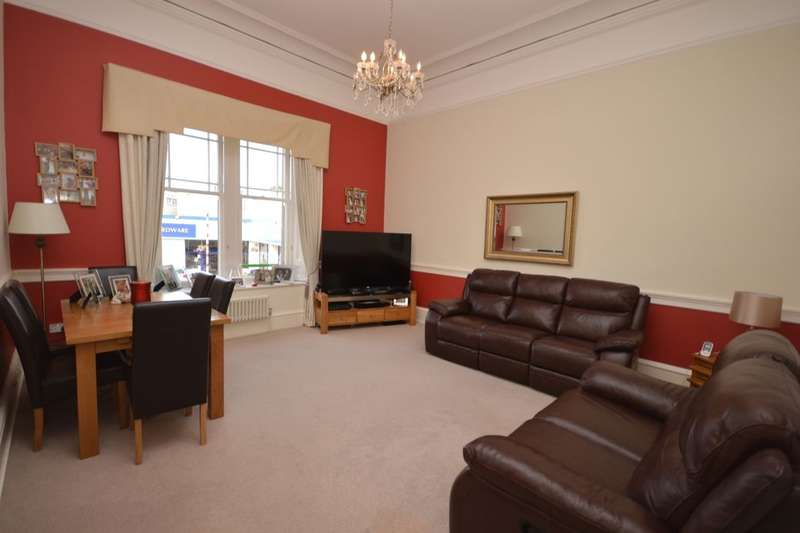 2 Bedrooms Flat for sale in Union Street, Alloa, FK10