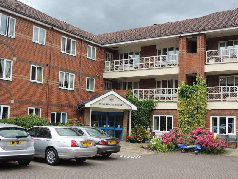 2 Bedrooms Flat for sale in Dovehouse Court, Grange Road, Solihull