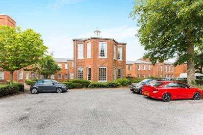 2 Bedrooms Flat for sale in Knowle Avenue, Hampshire