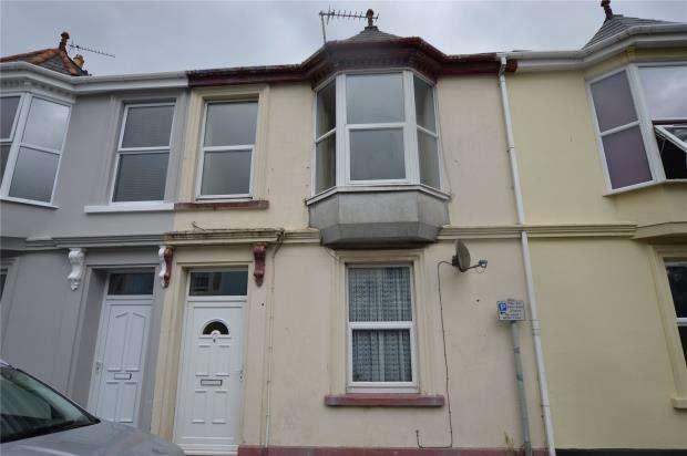 3 Bedrooms Terraced House for sale in Basset Street, Camborne, Cornwall