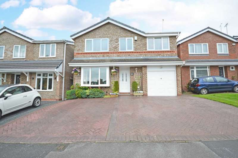 4 Bedrooms Detached House for sale in Turnstone Road, Offerton