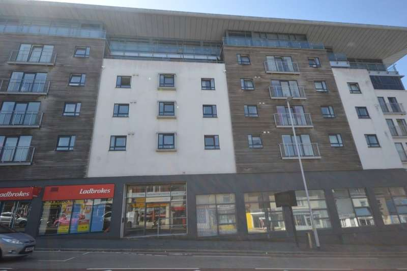 2 Bedrooms Flat for sale in Albert Road, Plymouth, PL2