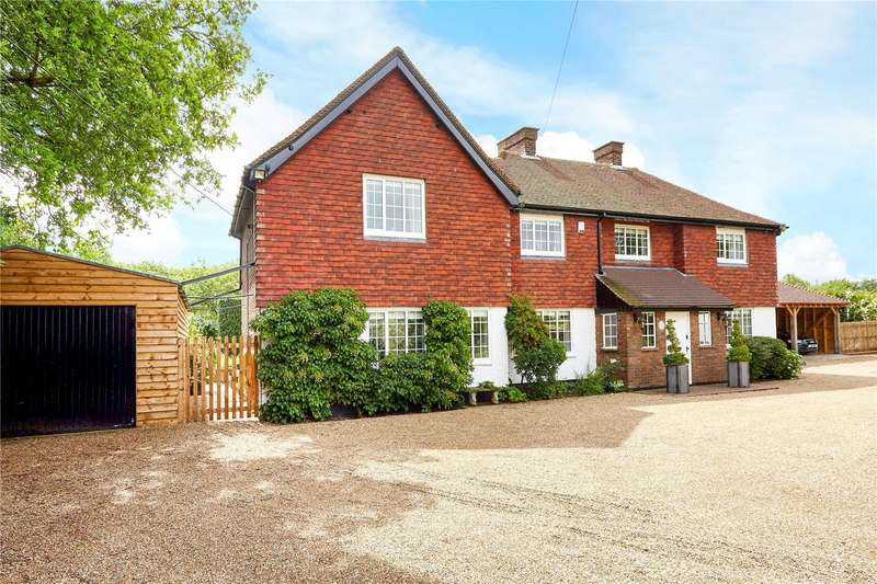 4 Bedrooms Detached House for sale in Easterfields, East Malling, West Malling, ME19