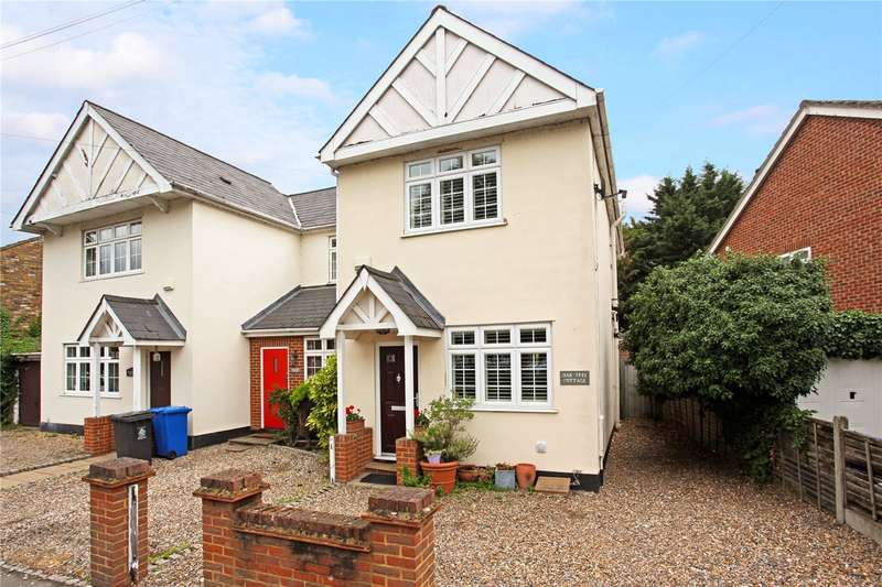 2 Bedrooms Semi Detached House for sale in Horton Road, Horton, Berkshire, SL3