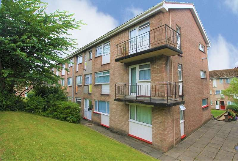 2 Bedrooms Flat for sale in St. Fagans Rise, Fairwater, Cardiff, CF5 3HB