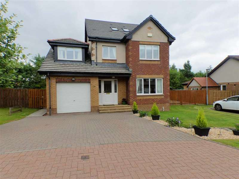 5 Bedrooms Detached House for sale in Ochil Court, Lindsayfield, EAST KILBRIDE