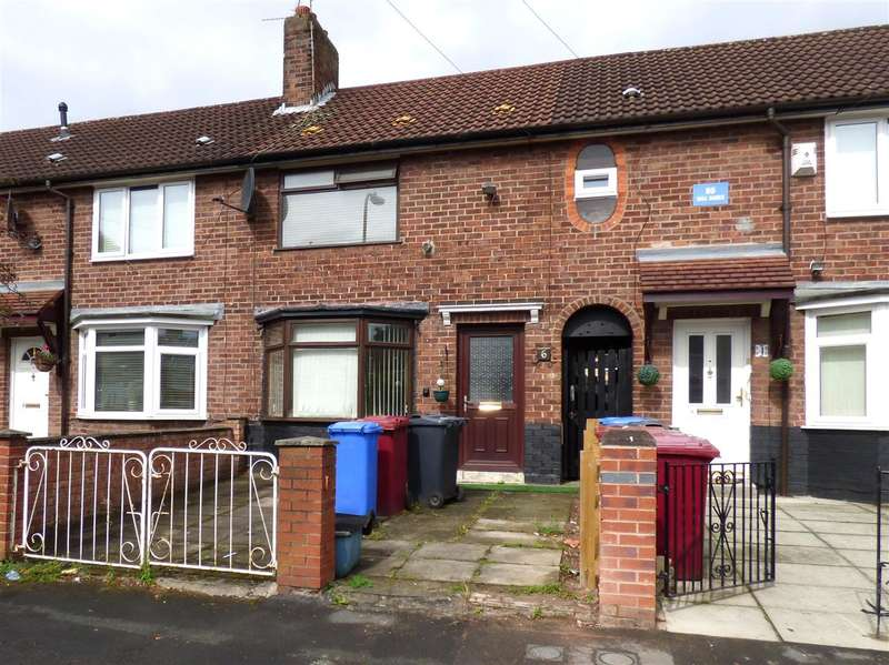 3 Bedrooms Terraced House for sale in Cotsford Close, Huyton, Liverpool