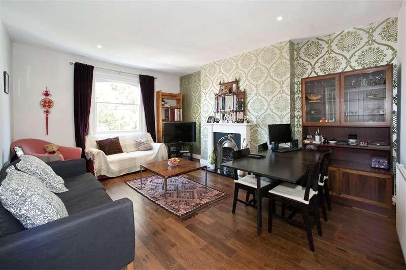 1 Bedroom Flat for sale in Lime Grove, Shepherd's Bush