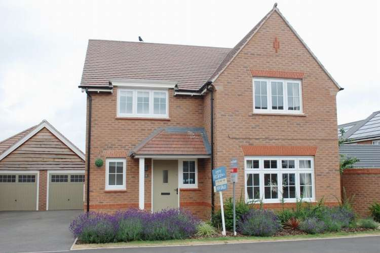 4 Bedrooms Detached House for sale in Fisher Road Alcester