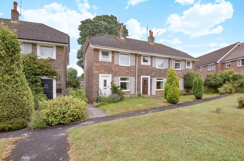 2 Bedrooms End Of Terrace House for sale in Rectory Walk, Storrington, RH20