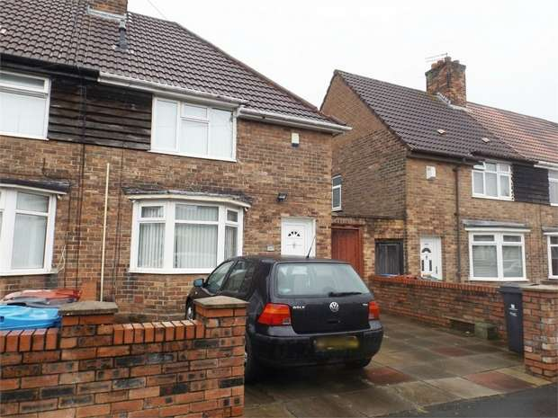 3 Bedrooms End Of Terrace House for sale in Radway Road, Liverpool, Merseyside