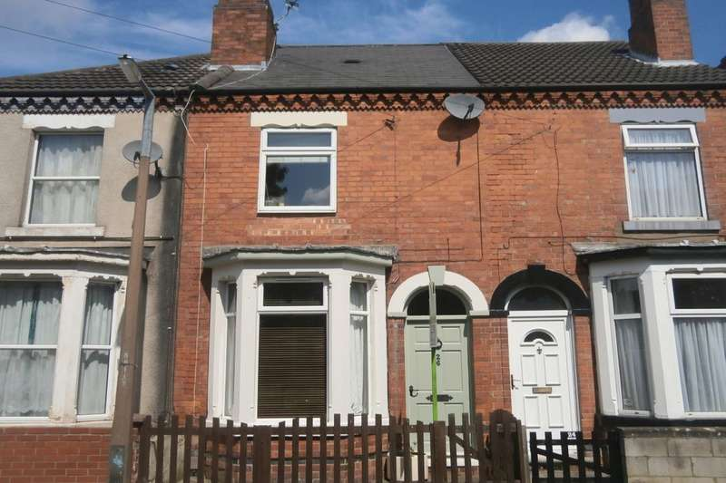 2 Bedrooms Property for sale in Cobden Street, Long Eaton, Nottingham, NG10