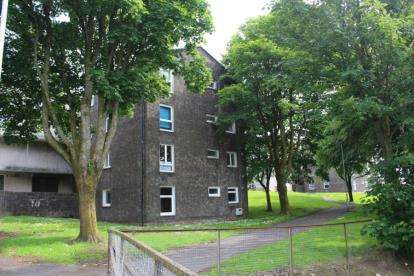 3 Bedrooms Flat for sale in Medlar Road, Cumbernauld