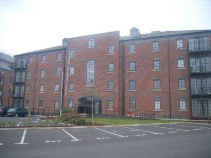 2 Bedrooms Flat for sale in Boteler Court, Elphins Drive, Warrington, Cheshire