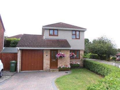 3 Bedrooms Detached House for sale in Billericay, Essex