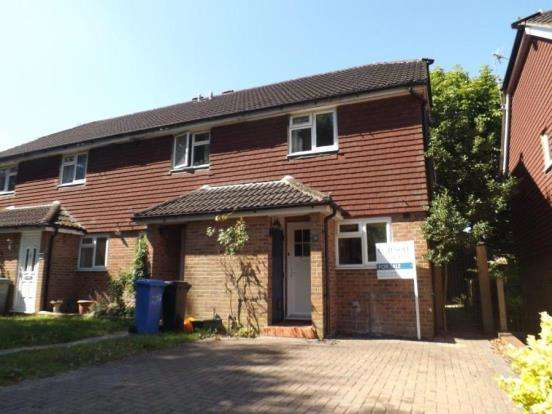 2 Bedrooms End Of Terrace House for sale in Church Crookham, Fleet