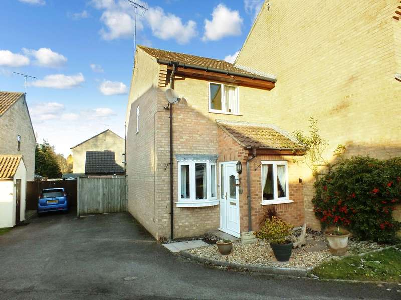 2 Bedrooms End Of Terrace House for sale in Watchfield