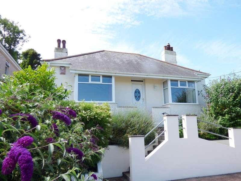 2 Bedrooms Detached Bungalow for sale in Merafield, Plympton