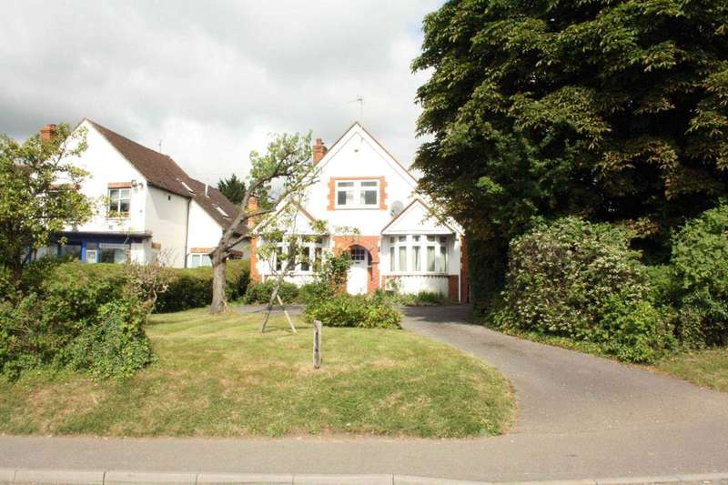 4 Bedrooms Detached House for sale in Gipsy Lane, Earley