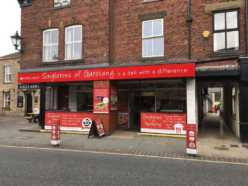 Retail Property (high Street) Commercial for sale in Stoops Lane, Garstang, PR3 1EA