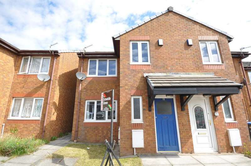 3 Bedrooms Semi Detached House for sale in Warren Grove, Thornton Cleveleys, Lancashire, FY5 3TX