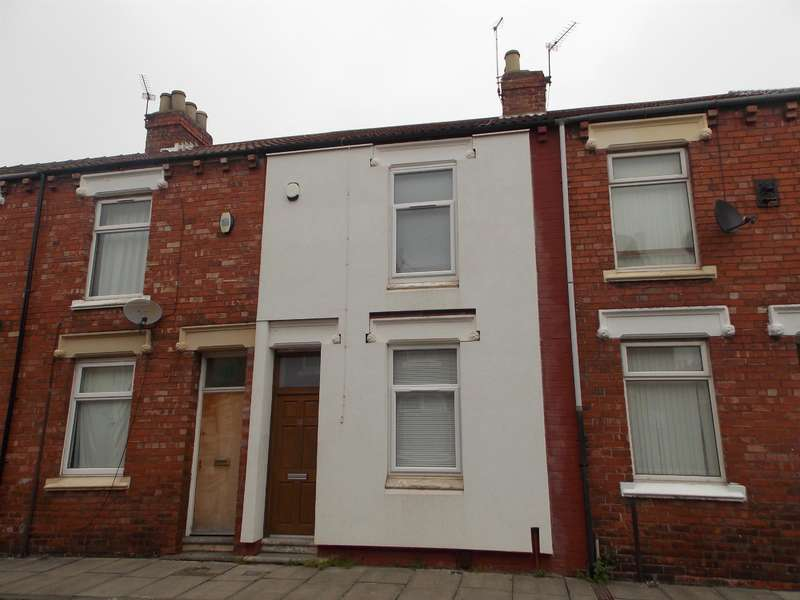 4 Bedrooms Terraced House for sale in Apsley Street, Middlesbrough, TS1 3NB
