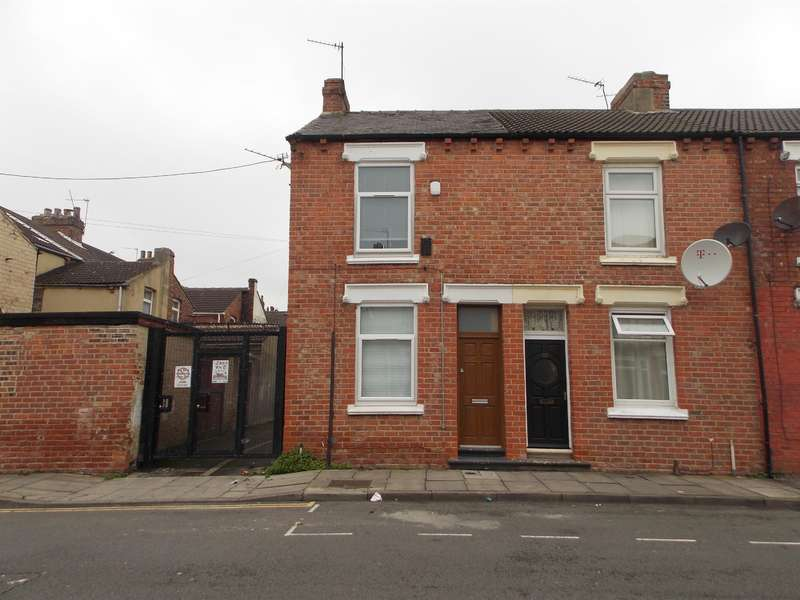 4 Bedrooms End Of Terrace House for sale in Roscoe Street, Middlesbrough, TS1 3HN